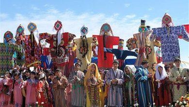 جشنهای ایرانی و ویژگی های آن ها