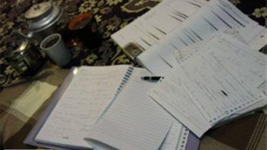 دانستنی های شب امتحان و روز امتحان