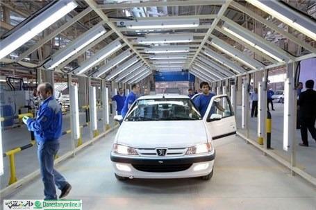 ایجاد رونق در تولید خودرو